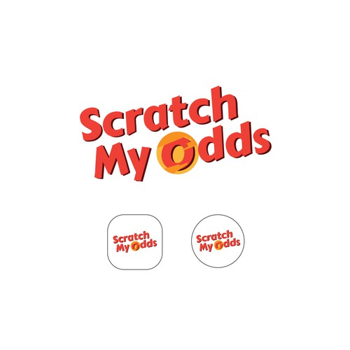 Scratch My Odds Sample Logo