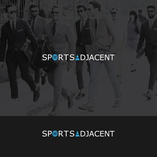 Clean Logo for Sports Adjacent