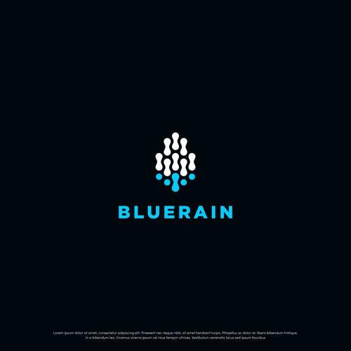 Tech logo for Blue Rain