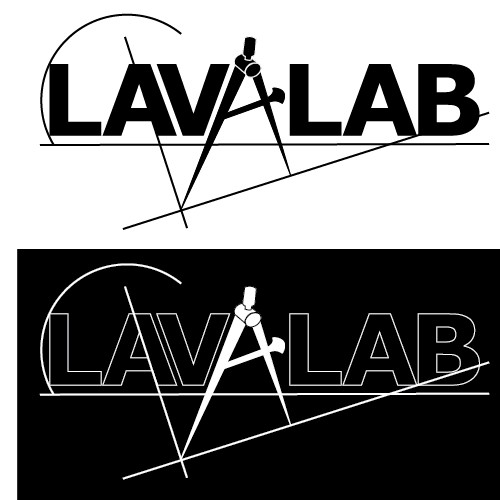 Design and Engineering Firm Logo - Lava Lab