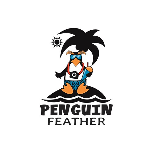 Penguin Feather