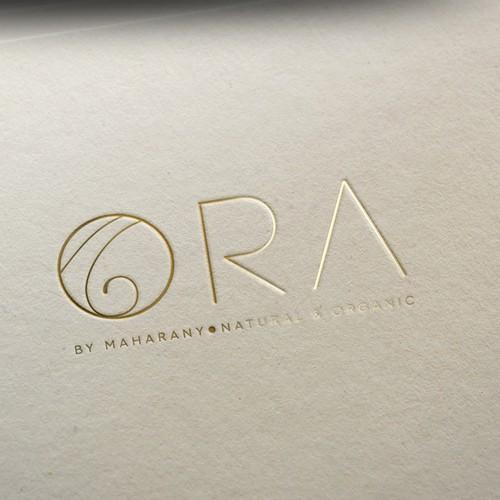 Ora logo design
