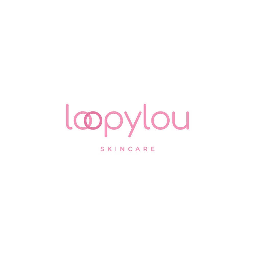 Design a playful logo for Loopylou Skincare