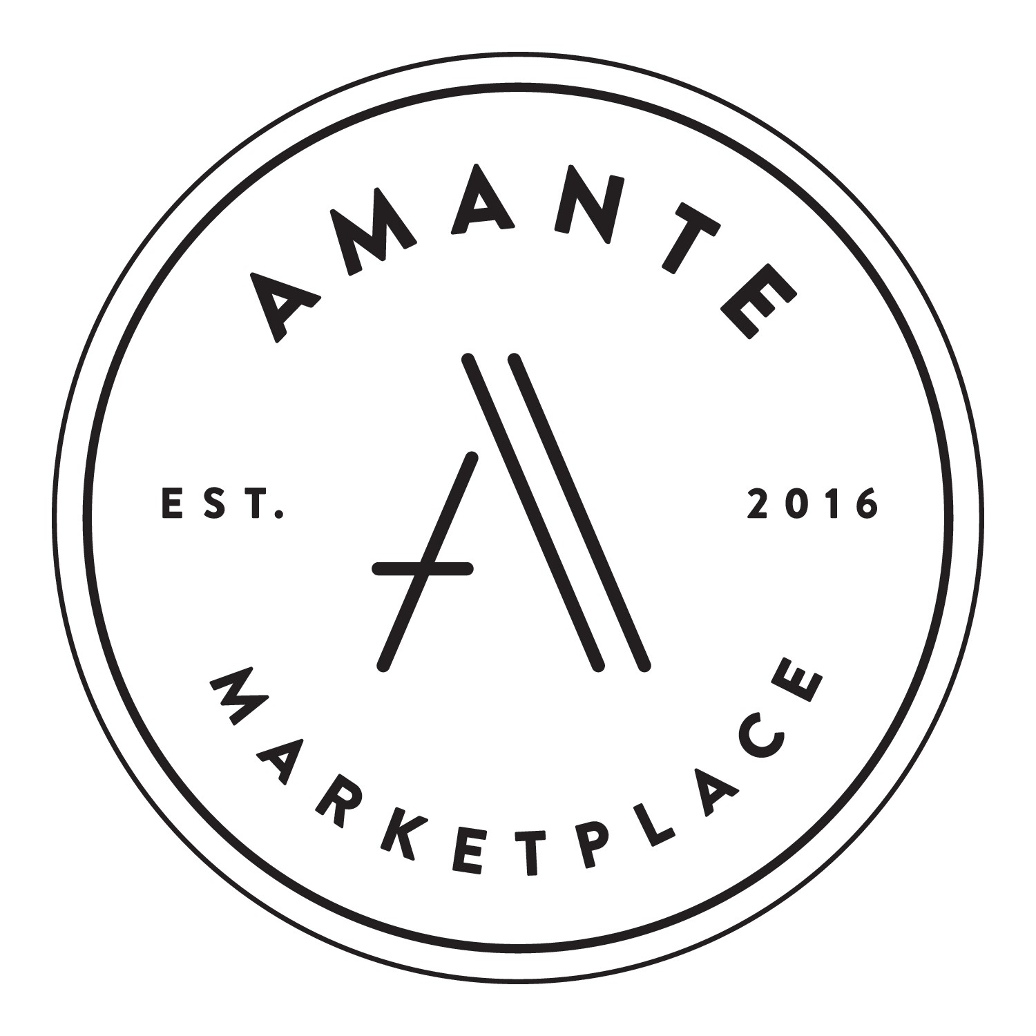 Design an eye-catching logo for Amante Marketplace!!