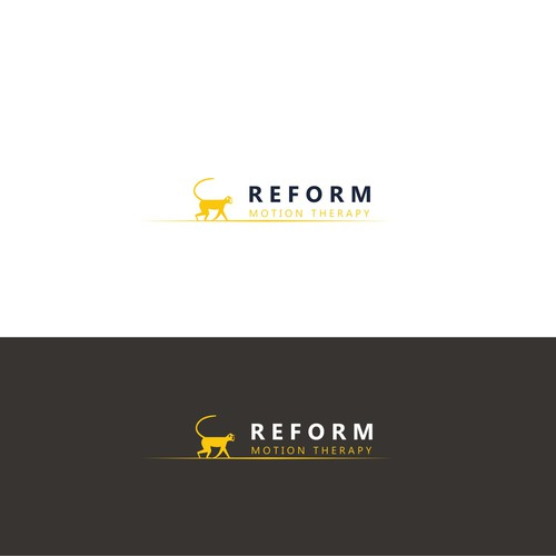 Cool Clean Logo for Reform Motion Therapy