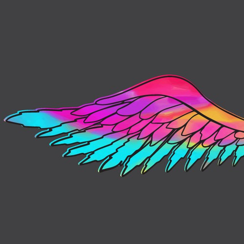 Feather Towel Design