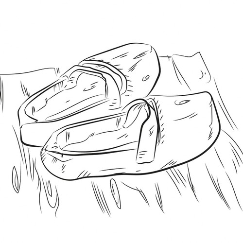 "Sketch ""Clogs"""