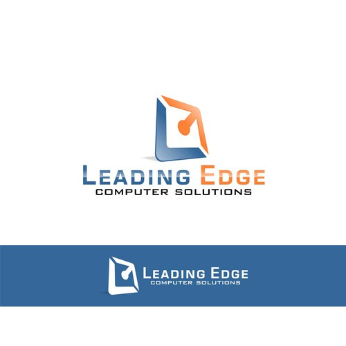 logo for Leading Edge Computer Solutions