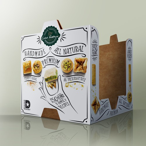 Design a Retail Display Package
