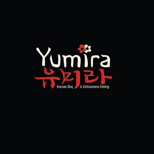 logo for a Korean/Vietnamese restaurant