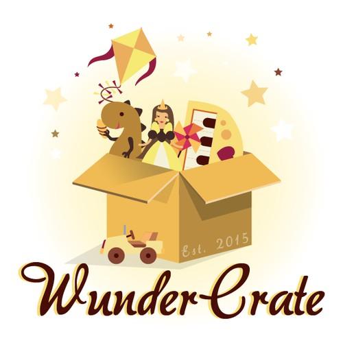 Wunder Crate - Golden