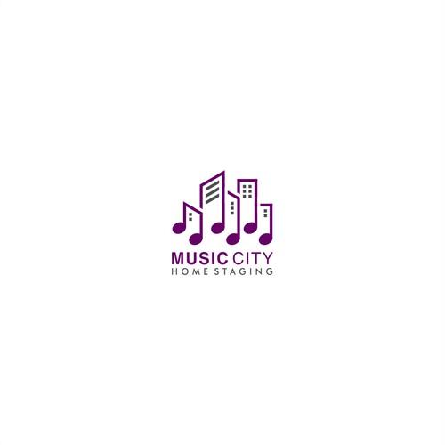 Music City Logo Concept