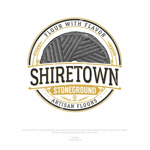 Shiretown Stoneground Artisanal Flours