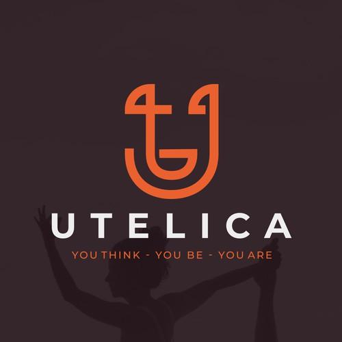 Utelica Logo Concept