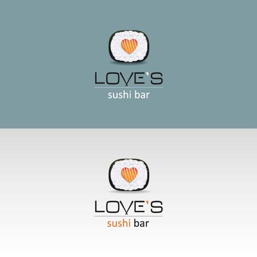 Loves sushi bar