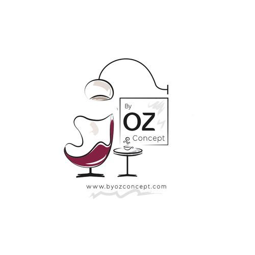 Création de logo pour un site en ligne d'aménagement