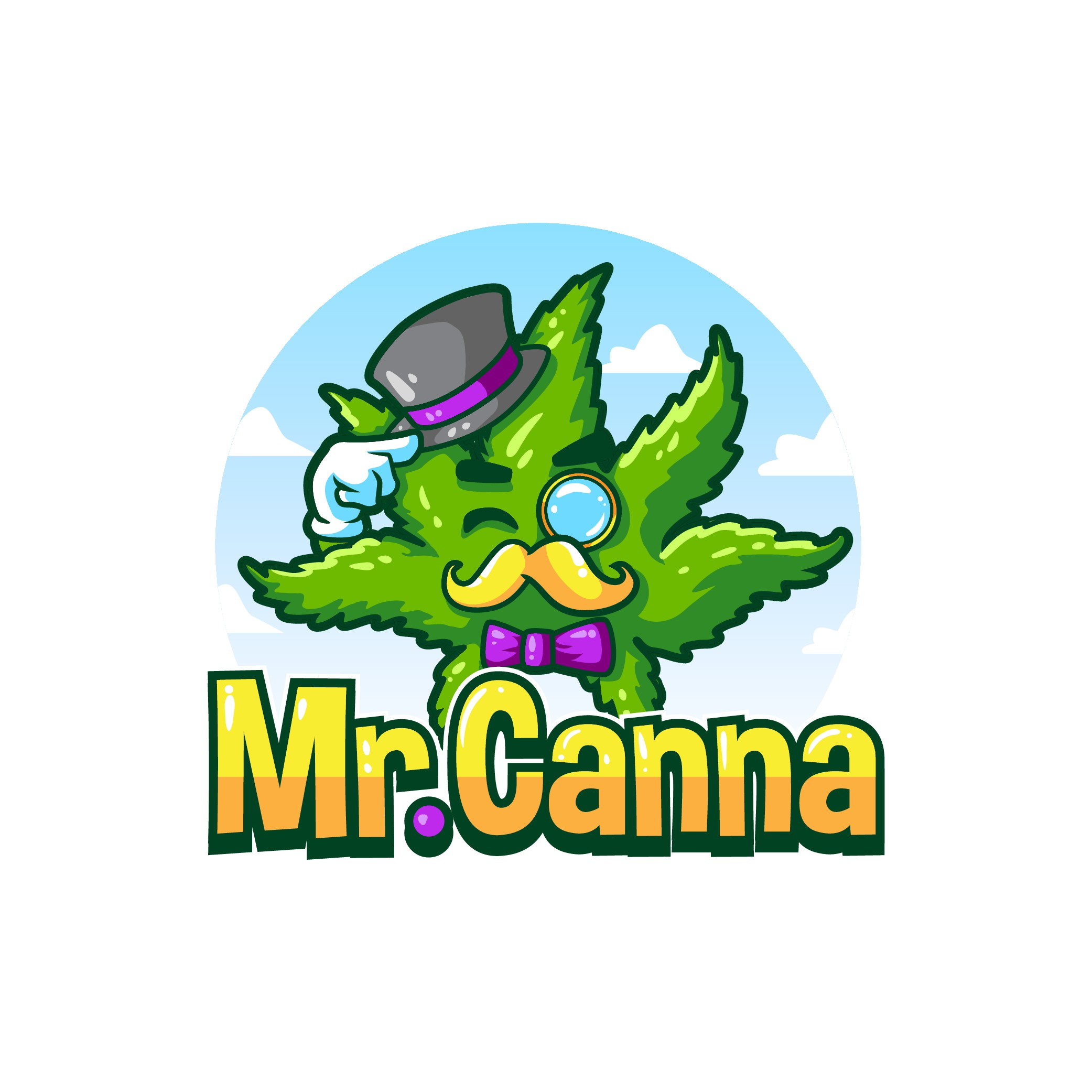Mr. Canna - The Weed Brand