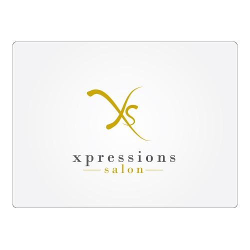 Xpressions Hair & Nail Salon Logo