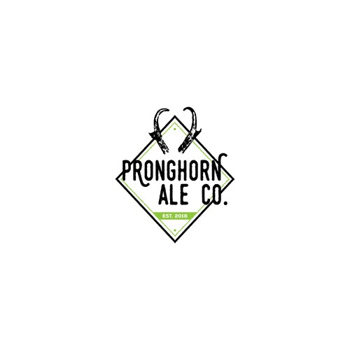 Pronghorn Ale co. concept