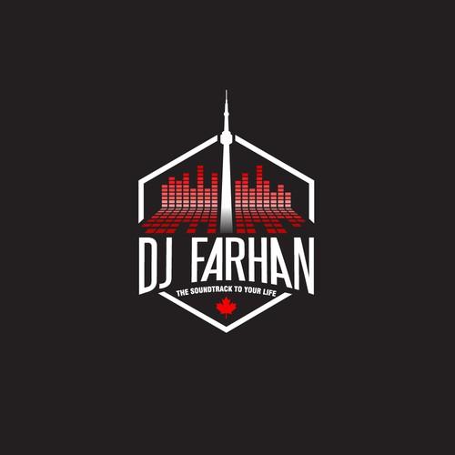 Emblem logo for Canadian Dj