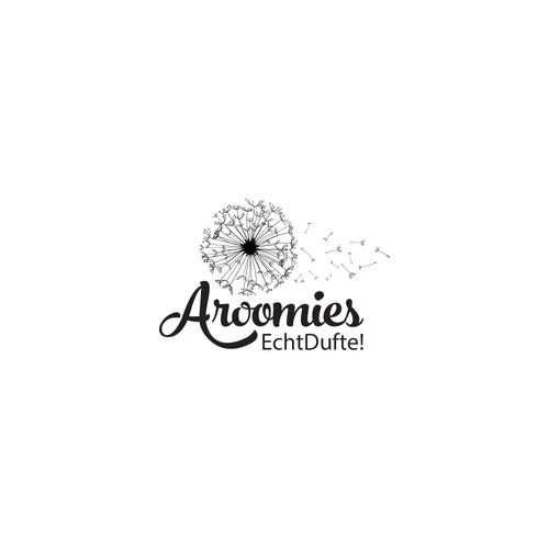 Concept logo for aroomies
