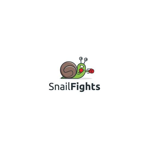logo for SnailFights