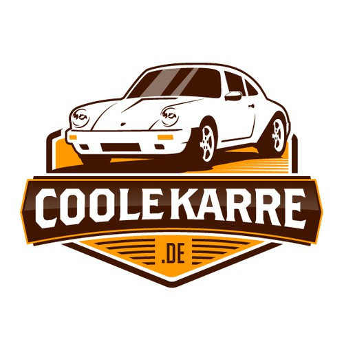 Emblem logo for CooleKarre.de (german for cool car)