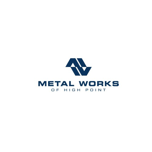 Logo Design for Metal Work Company