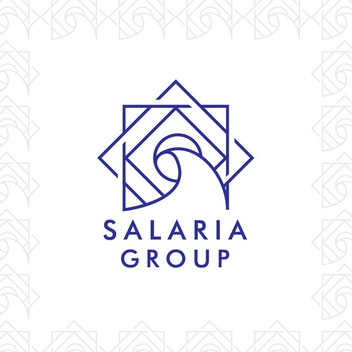 Logo mark for a Consulting Business