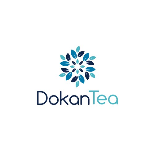 Logo for tea shop