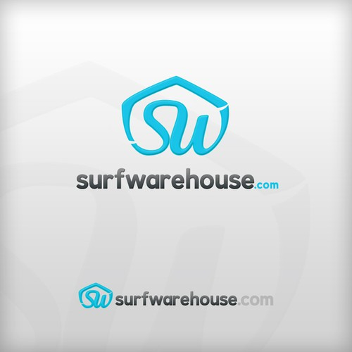 Help surfwarehouse.com with a new logo