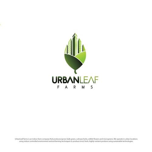 Indoor farm Logo design