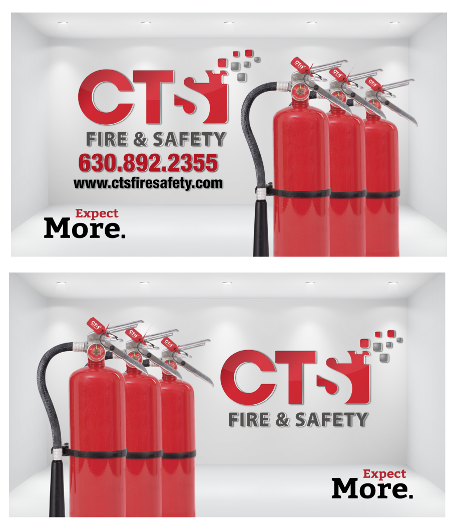 Create a Visually Engaging Truck Wrap for a Fire & Safety Company