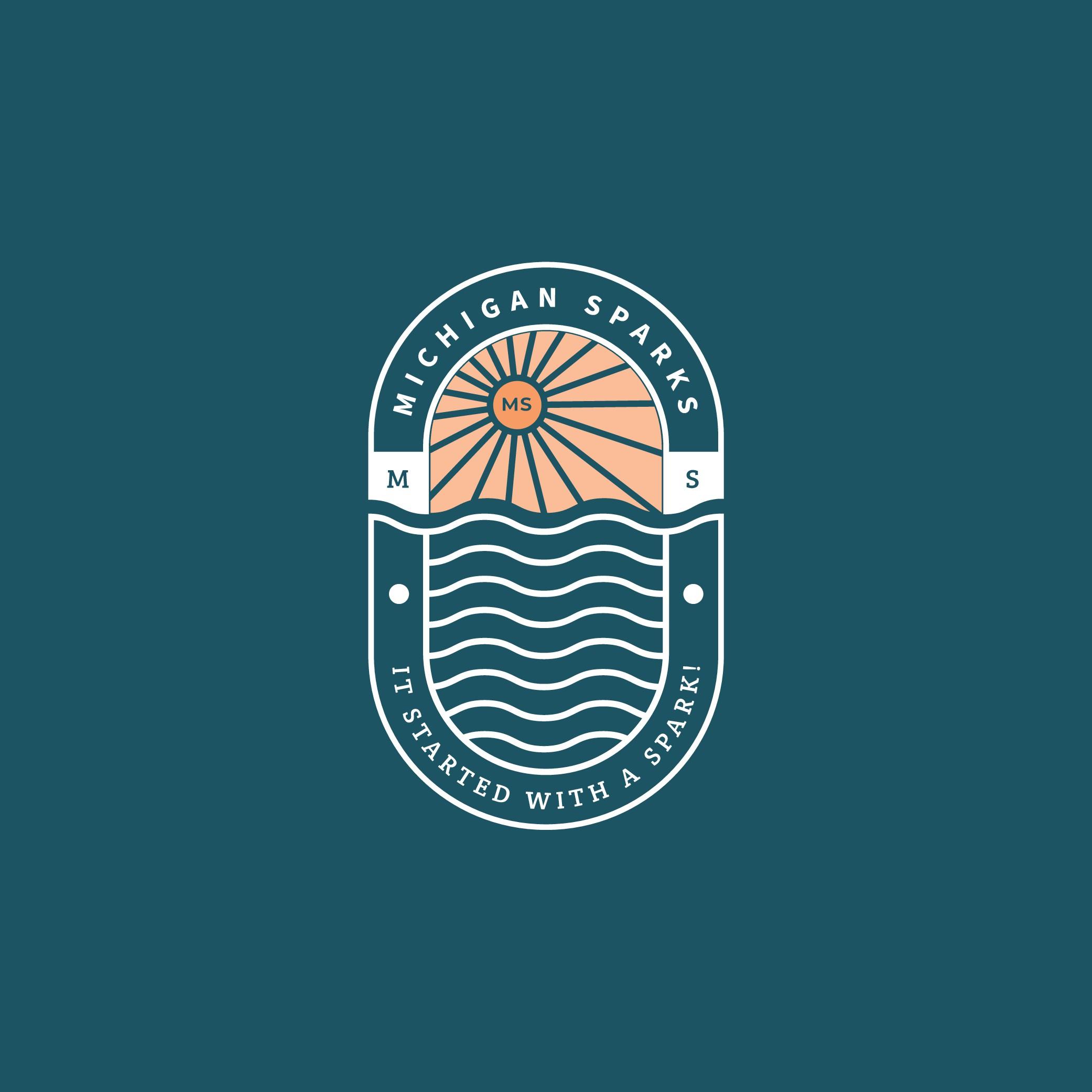 Design a fresh logo for a Michigan based, custom home & wedding decor company