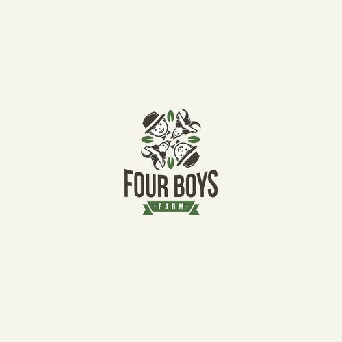 four boys farm