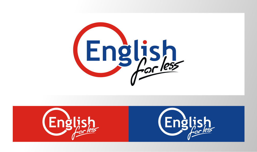 logo for English for Less