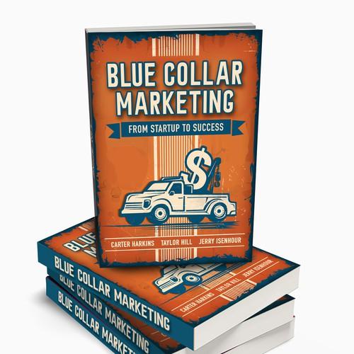 Blue Collar Marketing Cover