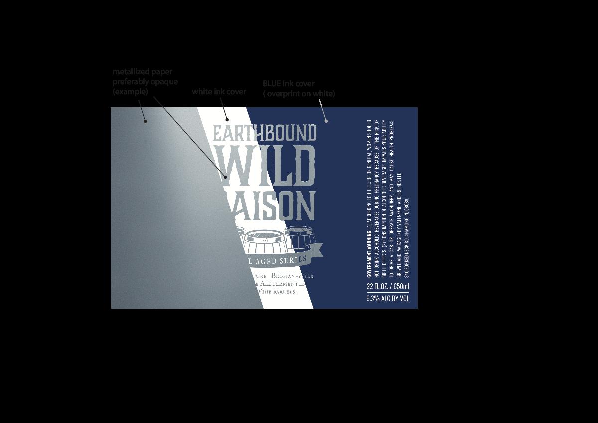 Earthbound Wild Saison