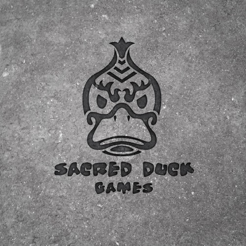 Games Studio Sacred Duck Games needs a logo