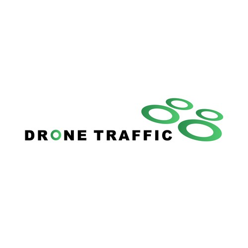 Logotipo Drone Traffic