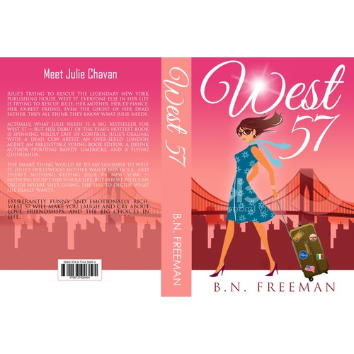 Book cover for 'West 57'