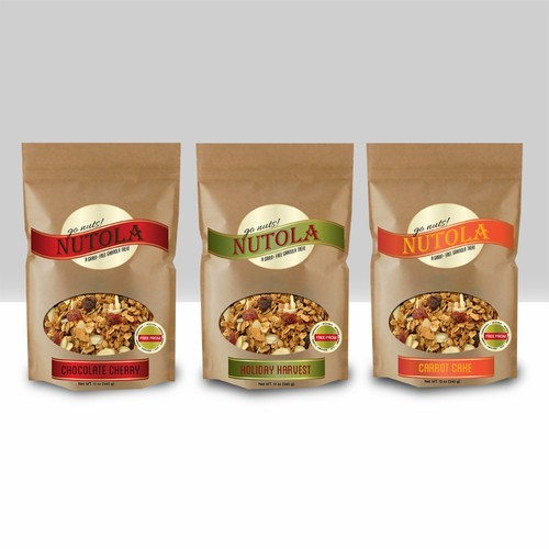 Packaging for Granola