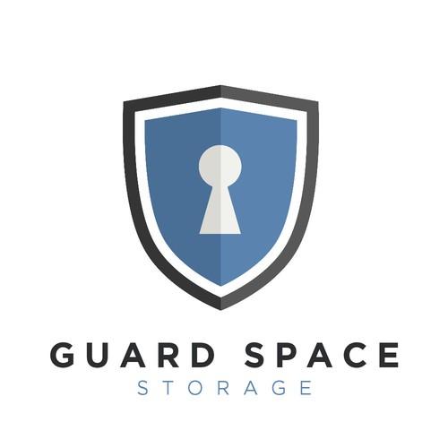 Bold Logo for Storage Company