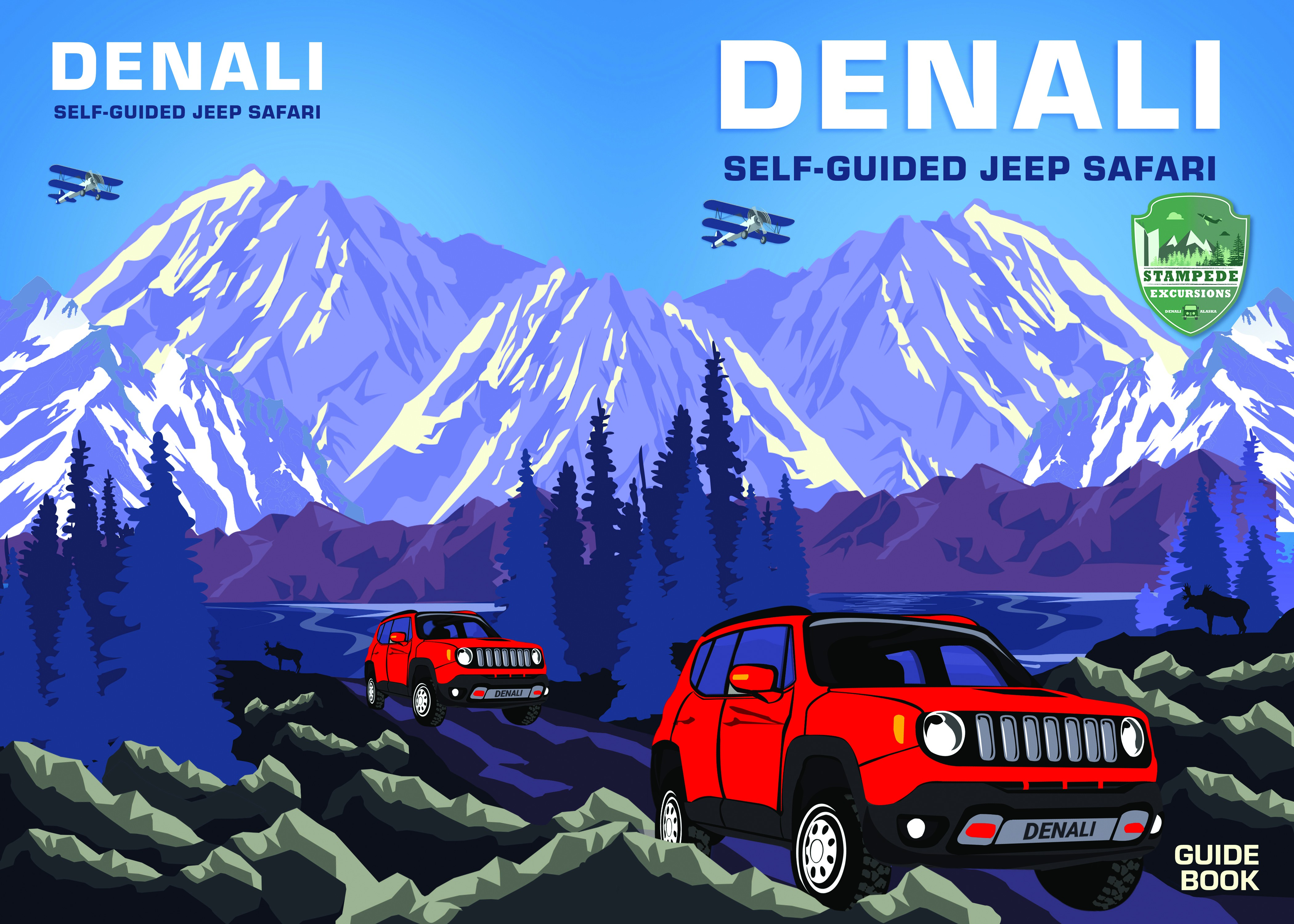 Denali Guidebook Cover