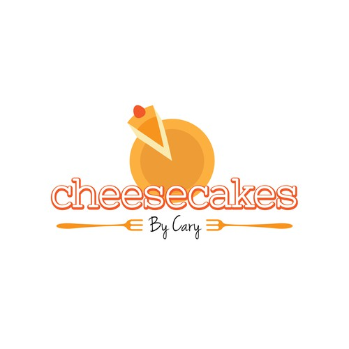 Cheesecakes by Cary Logo and Brand Identity Pack Winner