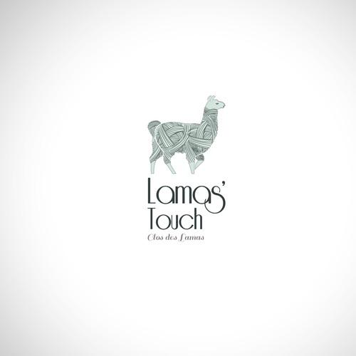 Lama's wool