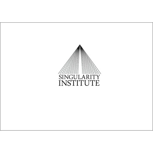 New Logo Design wanted for Singularity Institute