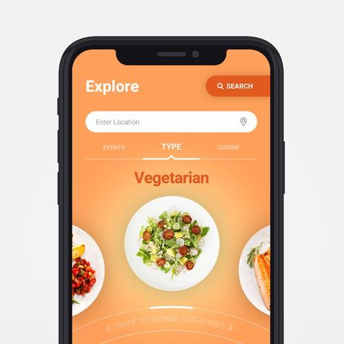 Cheflit App Design