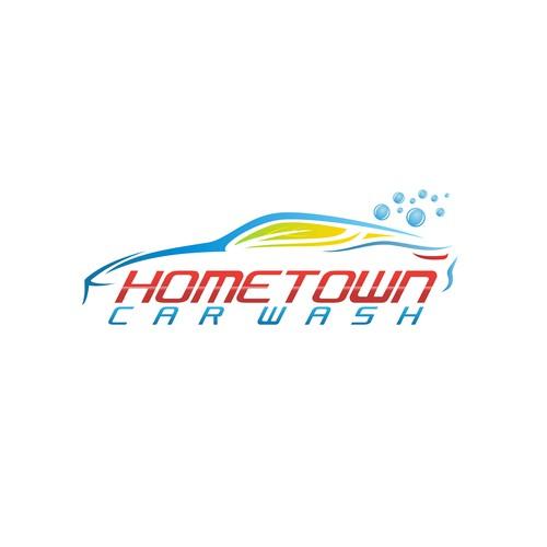 Organic Carwash logo