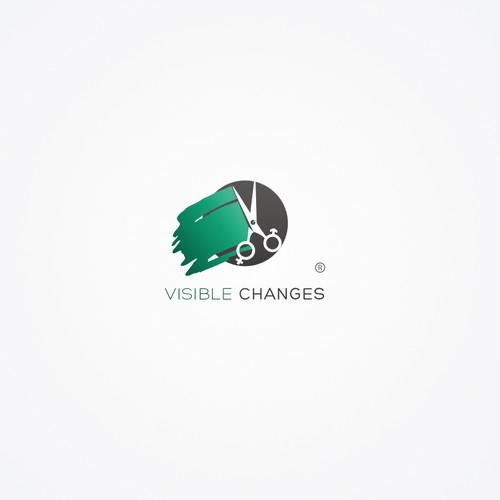 logo & CI design for VISIBLE CHANGES